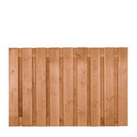 CarpGarant Scherm Douglas fijnbezaagd 19-planks 130 x 180 cm