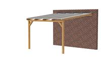 Woodvision Douglasvision Veranda 400x300 Opaal dakplaat