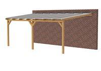 Woodvision Douglasvision Veranda 700x300 Heldere dakplaat