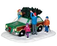 Christmas Tree Transport