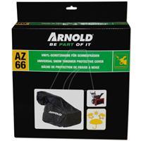 Arnold Afdekzeil voor sneeuwfrezen