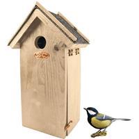 Bestforbirds nestkast koolmees - bituum dak