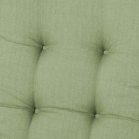 Madison kussens Loungekussen Pallet Carré 120x80cm Basic green