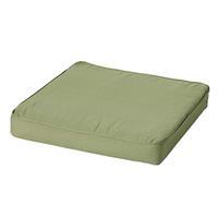 Madison kussens Loungekussen 73x73cm Carré Basic green