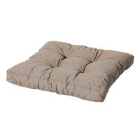 Madison kussens Loungekussen 70x70cm Basic taupe
