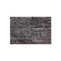 excluton Granibiels zwart 15x15x60cm