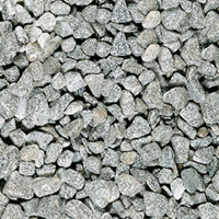 excluton 25 KG Tumbled Levanto grijs 16-25mm