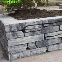 excluton StoneWalling Grijs/Zwart