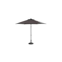 4 Seasons Outdoor Parasol Oasis Ø 250 cm Anthracite