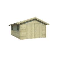 Nubuiten Garage Yarik Groen 560x400 cm