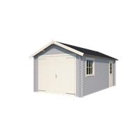 Nubuiten Garage Dillon Platinum Grey 560x320 cm