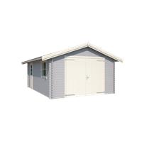 Nubuiten Garage Yarik Platinum Grey 560x400 cm