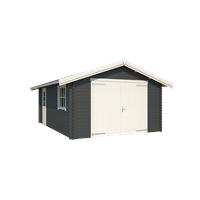Nubuiten Garage Yarik Carbon Grey 560x400 cm