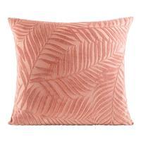 Leen Bakker Sierkussen Jill - roze - 45x45 cm