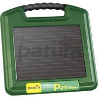 Patura p25 zonnepaneel, schrikdraadapparaat