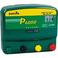 Patura P6000 230v/12v maxipuls schrikdraadapparaat