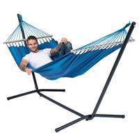 Tropilex Hangmatset 1 Persoons Easy & Relax Blue