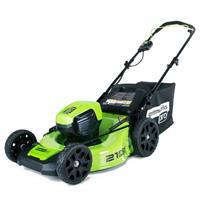 Greenworks GD60LM46HP 60V Li-Ion accu grasmaaier body - 55L - 46cm
