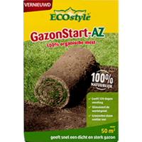 Ecostyle GazonStart-AZ - Gazonmeststof - 1,6kg