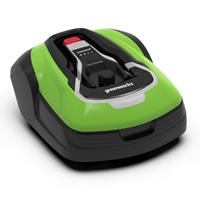 Greenworks Optimow 15 24V Li-ion robotmaaier - 1500m2