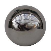 Heksenbol Zilver RVS diameter 18 cm
