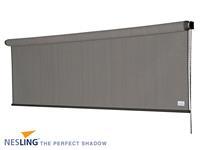 Nesling Coolfit Rolgordijn 0.98 x 2.4m Antraciet