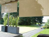 Nesling Coolfit Rolgordijn 1.48 x 2.4m Zand