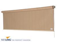 Nesling Coolfit Rolgordijn 1.98 x 2.4m Zand