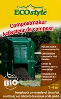 Ecostyle Compostmaker - Moestuinmeststof - 800gram