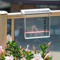 Regenmeter voor balkon H20x21,5x9 cm