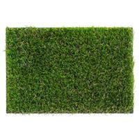 Leen Bakker Grastapijt Hillrose - groen - 400 cm