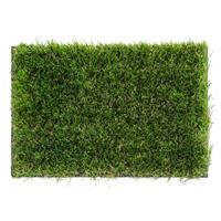 Leen Bakker Grastapijt Prato - groen - 400 cm