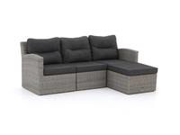 Intenso Furniture Intenso Fellini chaise longue loungeset 4-delig