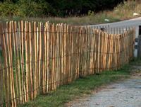 Schapenhek kastanjehouten hekwerk 0,92x10m