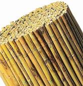 Intergard Bamboematten tuinscherm exclusief 150x500cm