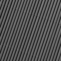 Intergard Wilgenmatten composiet grijs 2x3m