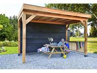 Woodvision Douglasvision Buitenverblijf Comfort 400 x 270 cm