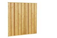 Woodvision Beto-dichtplankscherm 180x180