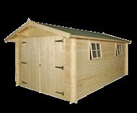 Gardenas Garage 320x505 cm Geimpregneerd