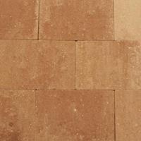 Excluton Terrassteen 20x30x4 cm Marrone