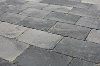 Excluton Abbeystones 20x30x6 Grijs/zwart