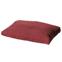 Madison kussens Loungekussen ruggedeelte premium 60x40cm Outdoor Manchester red