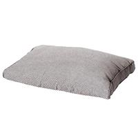 Madison kussens Loungekussen ruggedeelte premium 60x40cm Outdoor Manchester light grey