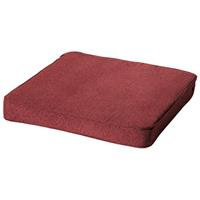 Madison kussens Loungekussen premium 60x60cm Outdoor Manchester red