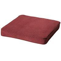 Madison kussens Loungekussen premium 73x73cm Outdoor Manchester red