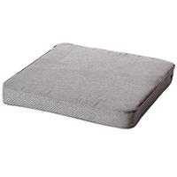 Madison kussens Loungekussen premium 73x73cm Outdoor Manchester light grey