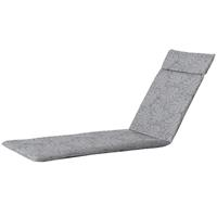 Madison kussens Ligbedkussen 190x60cm Outdoor Palm grey