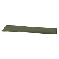 Madison kussens Bankkussen 120cm Outdoor Oxford green