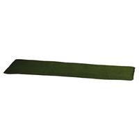 Madison kussens Bankkussen 120cm Outdoor Velvet/oxford green