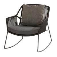 4 Seasons Outdoor Accor schommelstoel antraciet 4-Seasons Outdoor